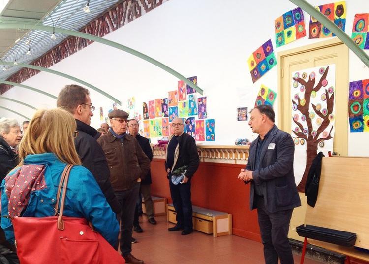 Visite Guidée Les Écoles Godin à Guise