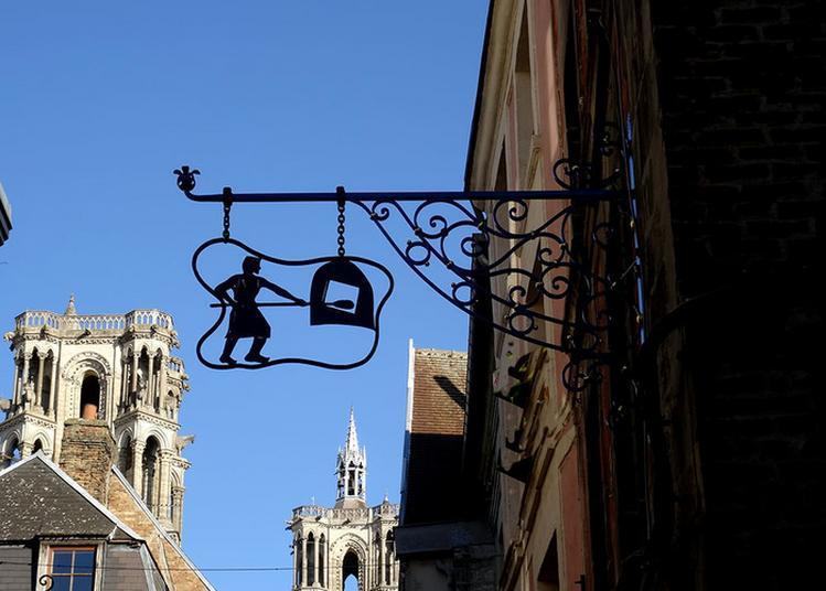 Visite Guidée : Les Enseignes De Laon?