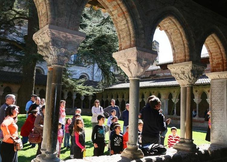 Visite Guidée Les Essentiels Du Cloître à Moissac