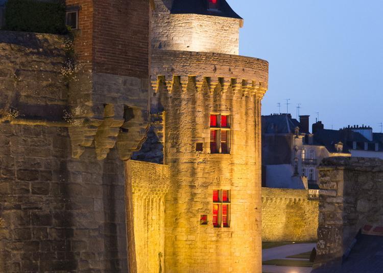 Visite Guidée : Les Fortifications En Nocturne à Vannes