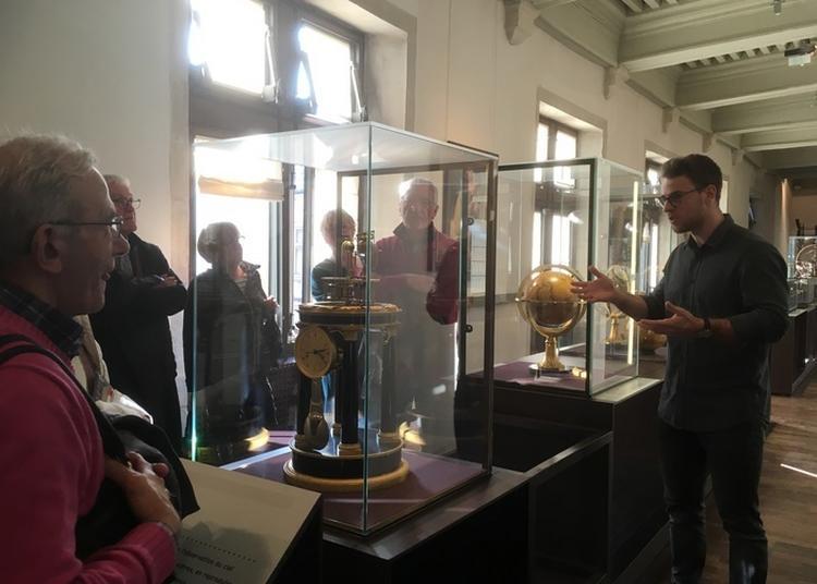 Visite Guidée : Les Grands Horlogers, Maîtres De La Précision (de 1700-1900) à Besancon