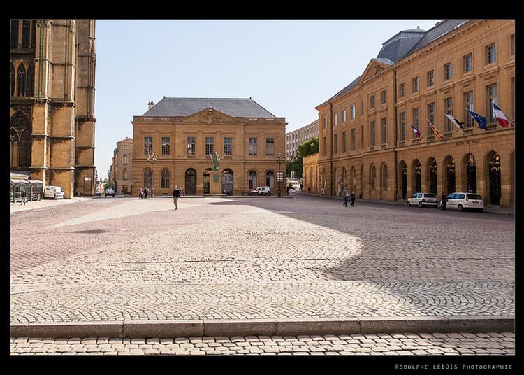 Visite Guidée : Les Influences Européennes Dans L'architecture, Du Quartier Impérial Au Quartier De L'amphithéâtre à Metz