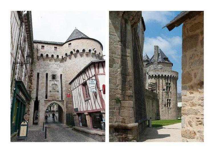 Visite Guidée : Les Interdits Des Fortifications à Vannes