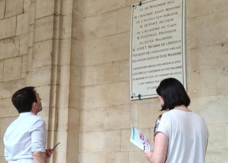 Visite Guidée Les Petits Secrets De L'abbaye à Caen