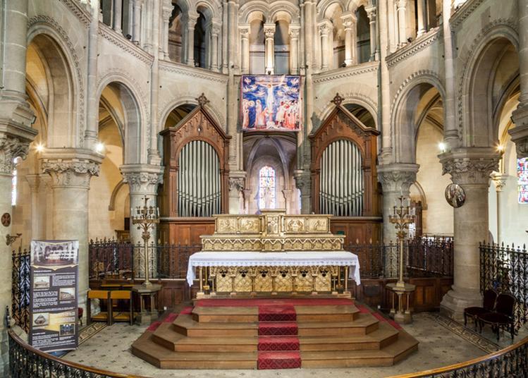 Visite Guidée Les Trésors De La Basilique Saint-denys à Argenteuil