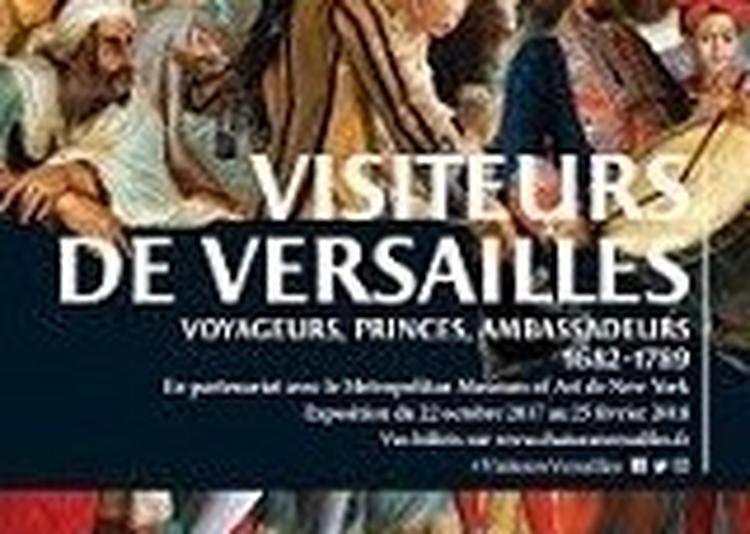 Visite Guidee : La Galerie Des Carrosses Par Michel Lheritier à Versailles