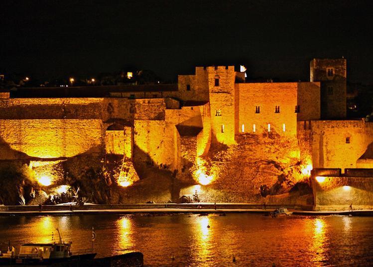 Visite Guidée Nocturne à Collioure