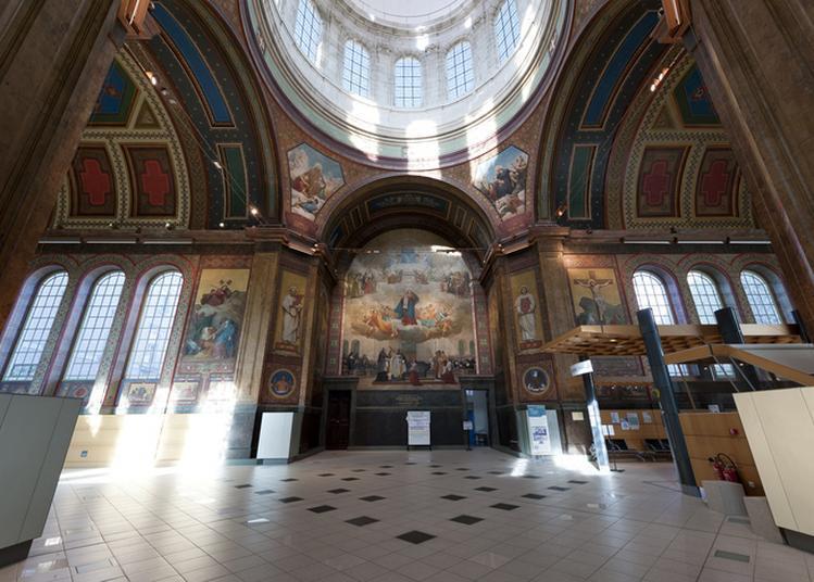 Visite Guidée (peintures Murales Classées Mh Depuis 1930) à Angers