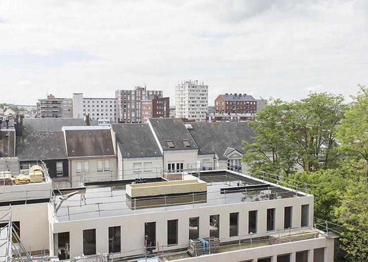 Visite Guidée Points De Vue Sur Le Chantier à Amiens