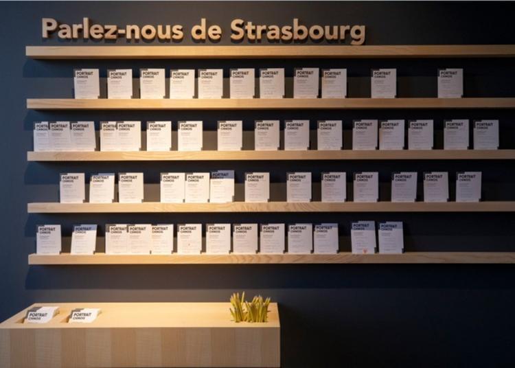 Visite Guidée Polysensorielle De L'exposition « Un Voyage à Strasbourg »