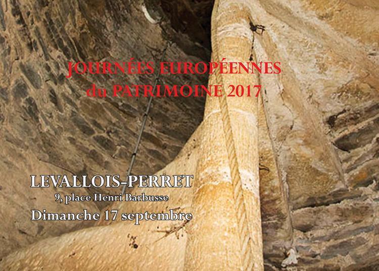 Visite Guidée Suivie D'une Conférence à Levallois Perret