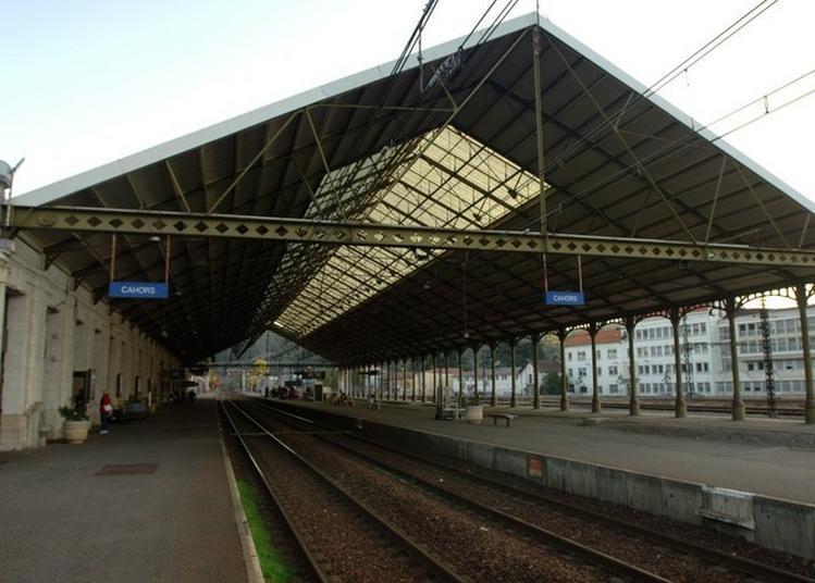 Visite Guidée Sur La Gare Et Ses Abords à Cahors