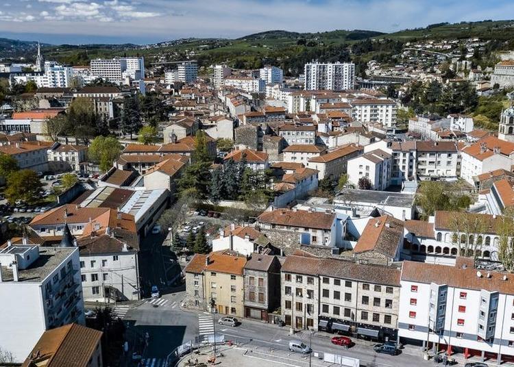 Visite Guidée - Sur les traces des  grands noms de  Saint-Chamond à Saint Chamond