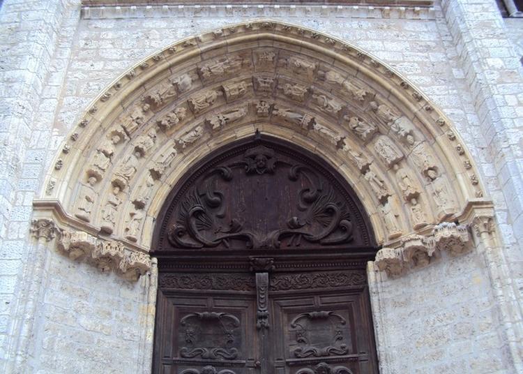 Visite Guidée Sur Les Traces Du Patrimoine Religieux à Blois