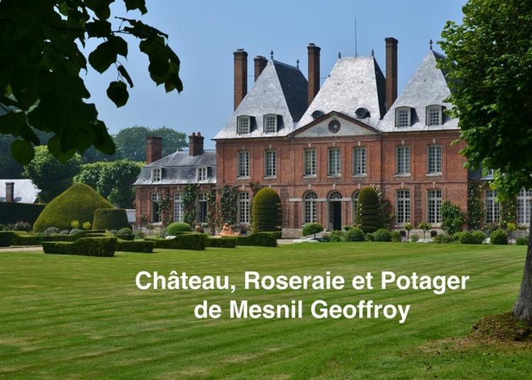 Visite Guidée  Tables Princières Et Parfums Royaux Au Château De Mesnil-geoffroy à Ermenouville