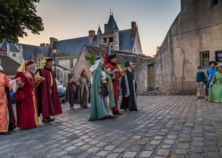 Visite Guidée Théâtralisée à Chateaudun