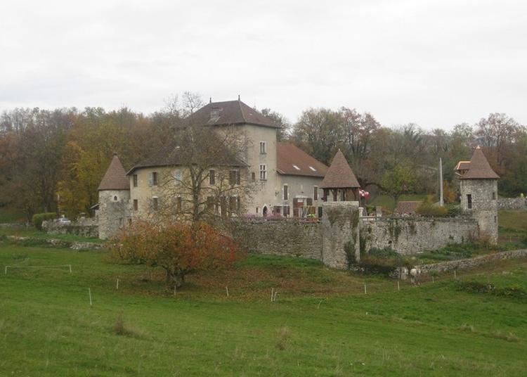 Visite Guidée Théâtralisée Église Saint-pierre Et Château De Pomboz à Saint Pierre de Curtille
