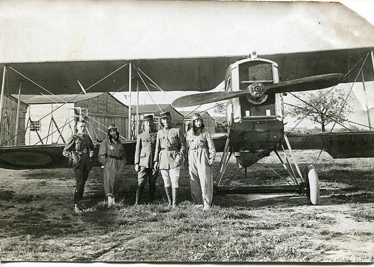 Visite Guidée Traduite En Langue Des Signes De L'exposition Les Aviateurs Haut-alpins De La Grande Guerre à Gap