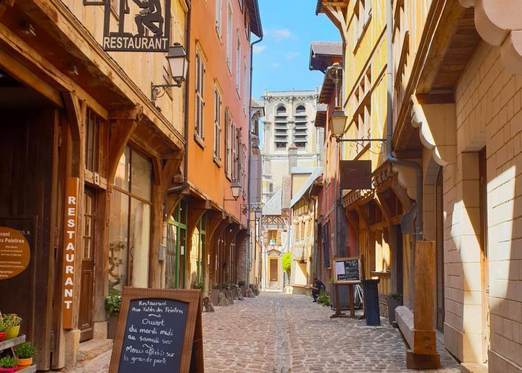 Visite Guidée Troyes La Magnifique !
