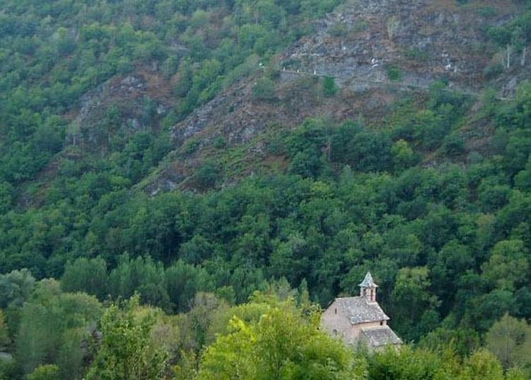 Visite Guidée Vers La Chapelle St-roch à Villefranche de Rouergue