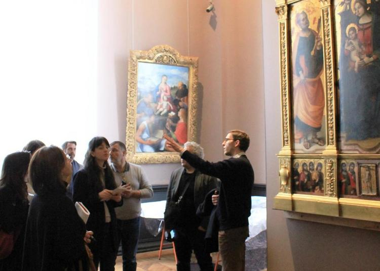 Visite Guidée - Visite Du Département Médiéval à Amiens
