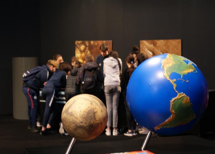 Visite Guidée : Voyage Vers Mars à Rouen