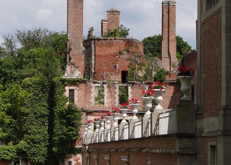 Visite Historique Commentée Du Domaine Royal De Randan