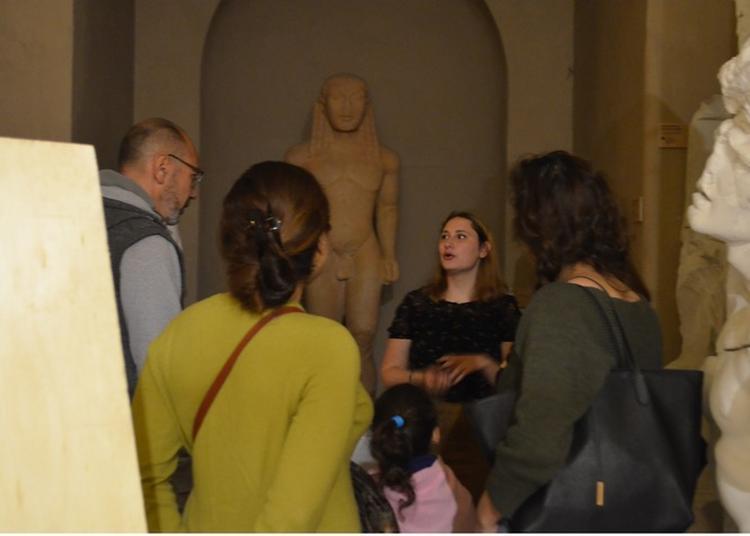 Visite Historique De La Collection Du Musée Adolf Michaelis à Strasbourg
