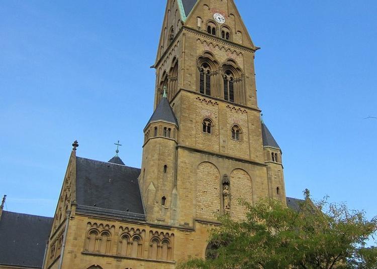 Visite Historique Et Architecturale à Montigny les Metz