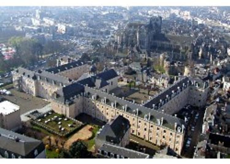 Visite Historique Guidée Du Lycée Montesquieu (le Mans) à Le Mans