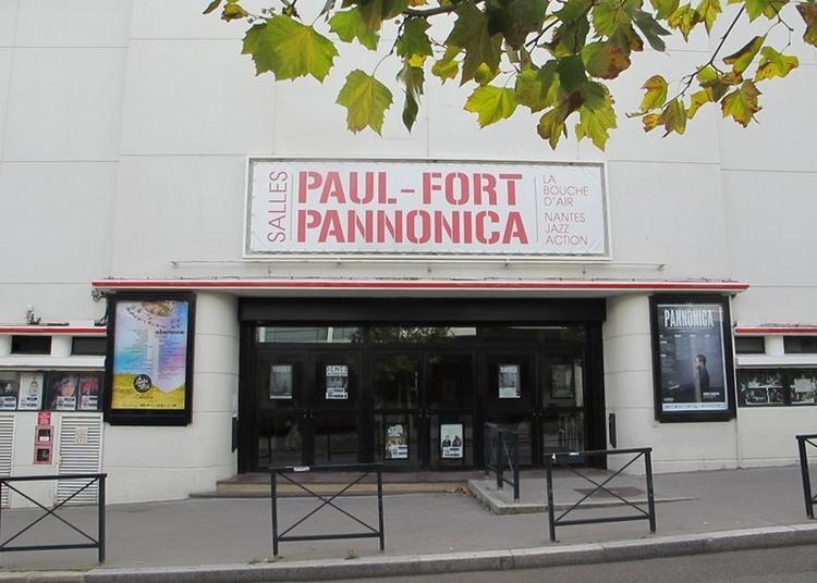 Visite Immersive Des Salles Paul-fort/pannonica Par La Bouche D'air à Nantes