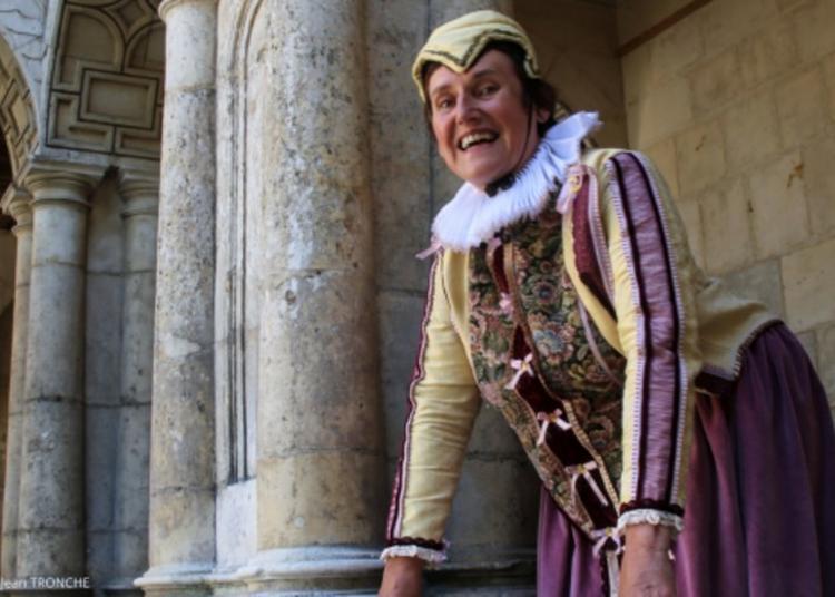 Visite Insolite Costumée De La Rochelle