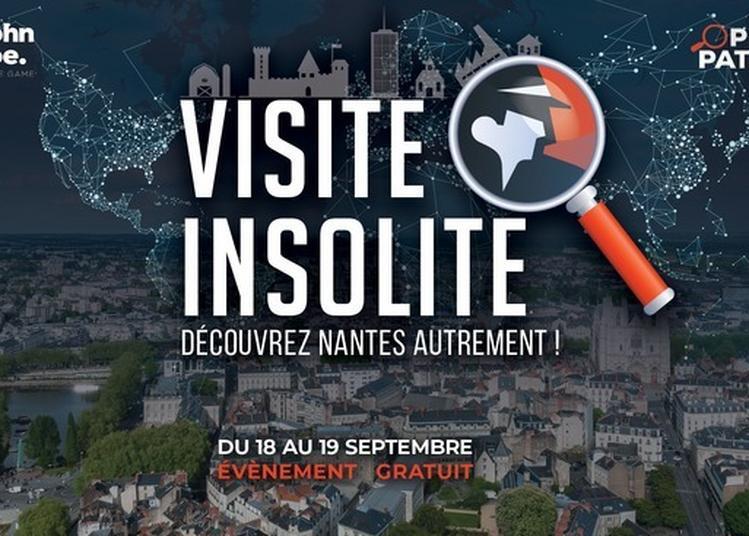 Visite Insolite De La Ville De Nantes