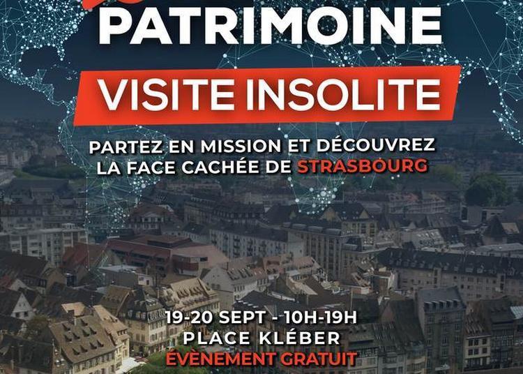 Visite Insolite De Strasbourg
