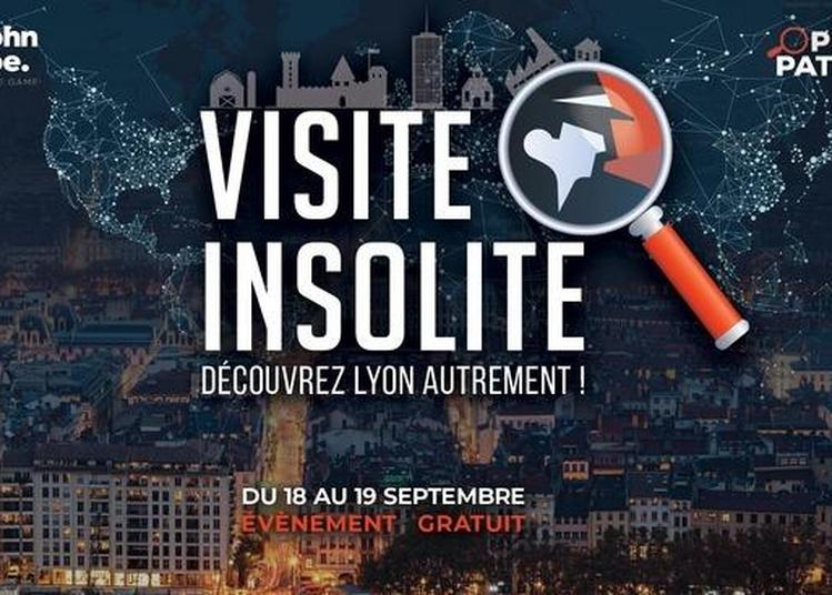 Visite Insolite Et Patrimoniale De La Ville Lyon