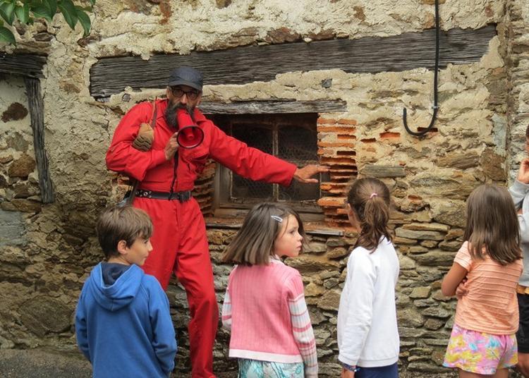 Visite Insolite : Guisite Vidée à Segur le Chateau