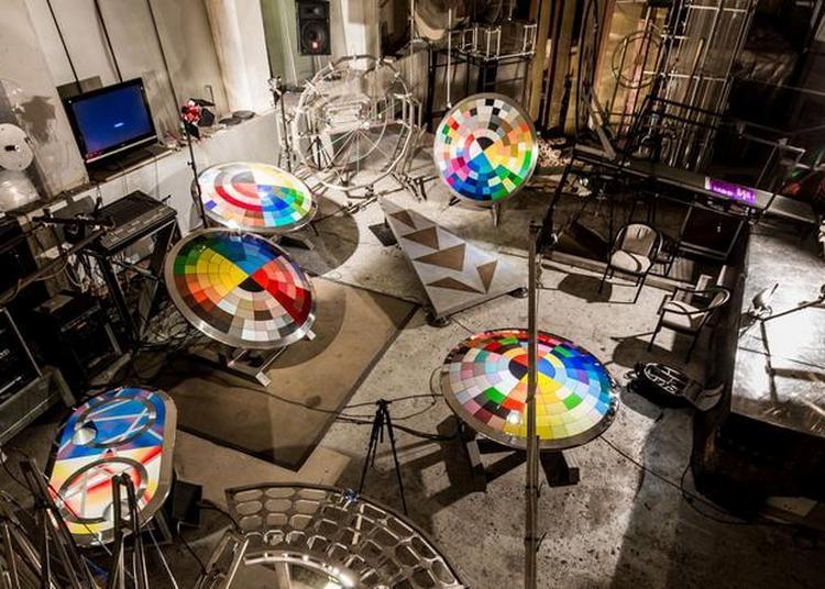 Visite Insolite Sous La Défense :atelier Secret Souterrain Expérimental à Courbevoie
