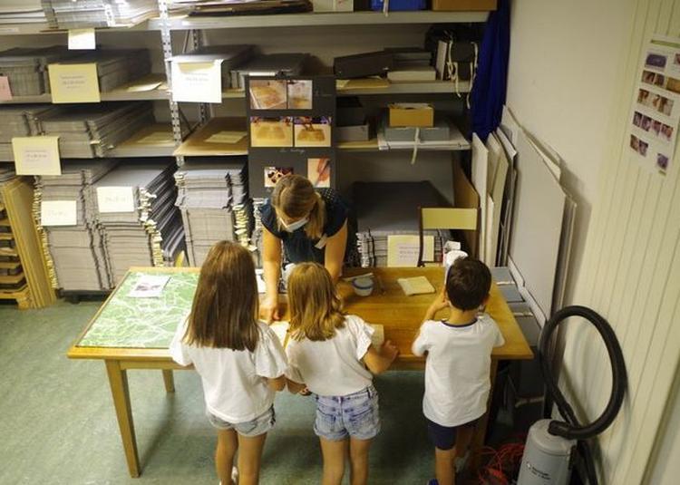 Visite Jeune Public à Annecy