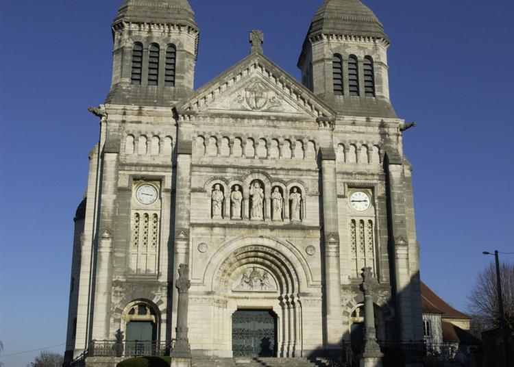 Visite Just Becquet, Sculpteur De Saint-ferjeux à Besancon