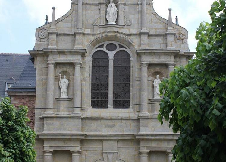 Visite - La Chapelle Sainte-catherine à Dinan