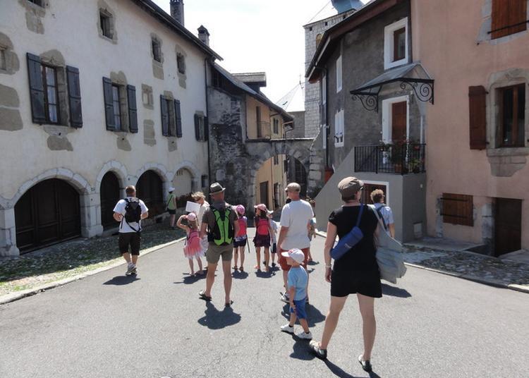 Visite « Cité Médiévale De La Roche : Un Jeu D'enfant ! » à La Roche sur Foron