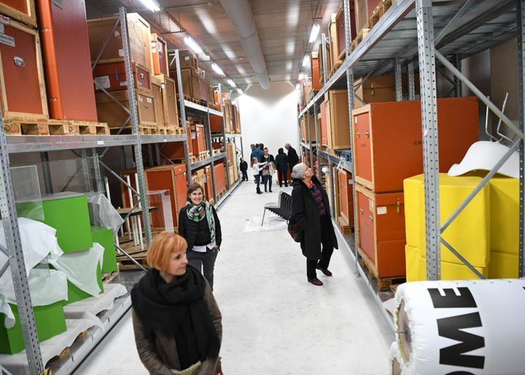 Visite « Coulisses » Pour Les Familles à Dunkerque