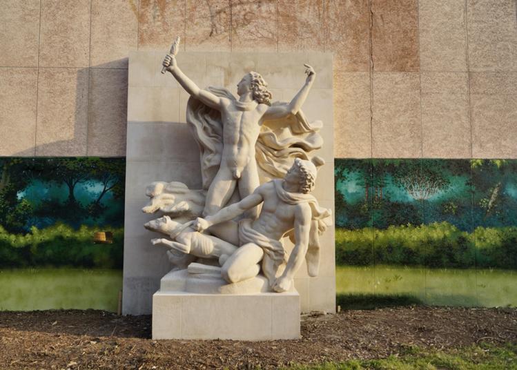 Visite « De L'art Sur Le Campus D'orsay » à Orsay