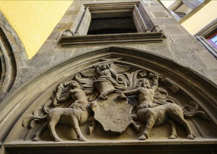 Visite Le Bestiaire De La Cité Médiévale, Spéciale Jeune Public. à Clermont Ferrand