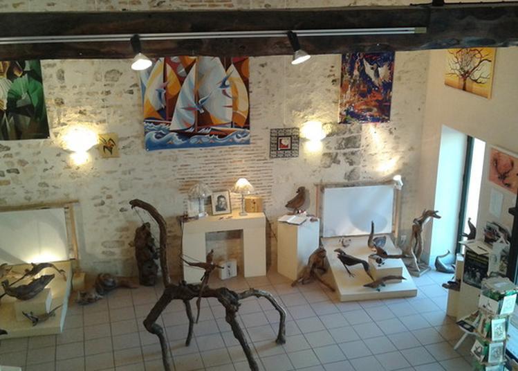 Visite Libre à Thevet saint Julien