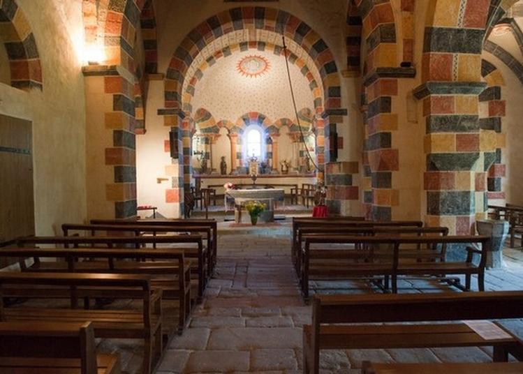 Visite Libre à Saint Victor la Riviere