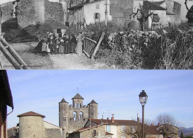 Visite Libre à Montjoie en Couserans