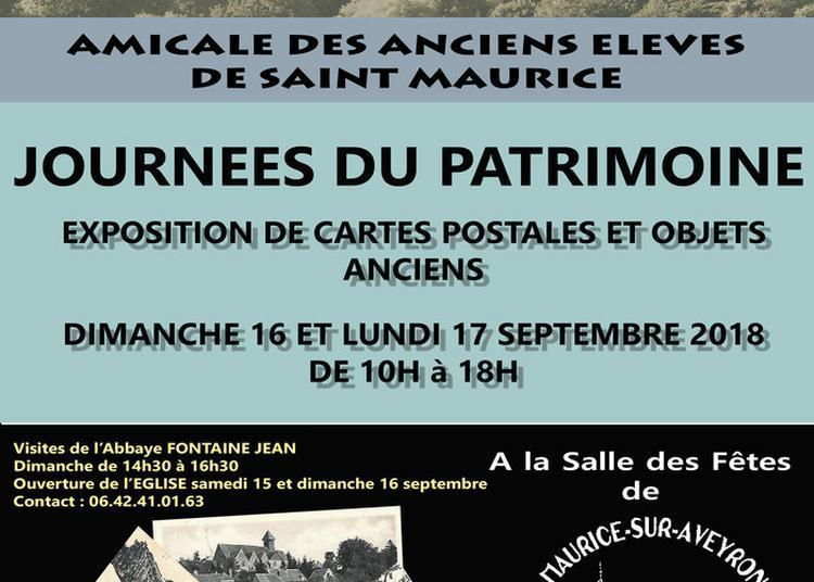 Visite Libre Saint Maurice Sur Aveyron