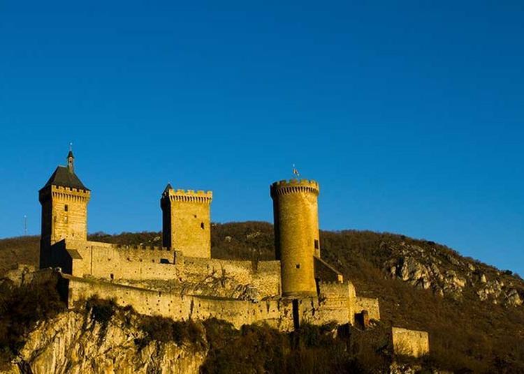 Visite Libre à Foix