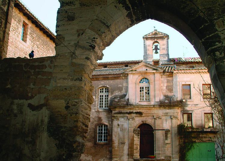 Visite Libre à Villeneuve les Avignon